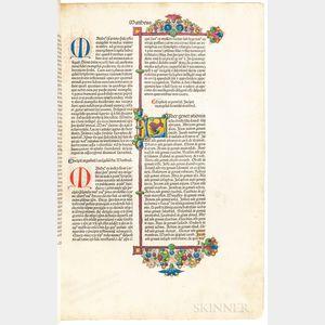 Biblia Latina, New Testament.