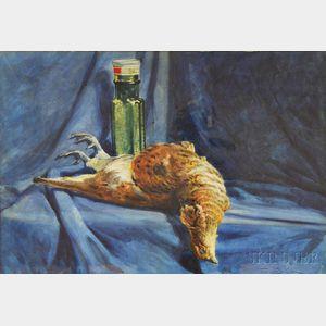 Frederick Mortimer Lamb (American, 1861-1936)      Nature Morte