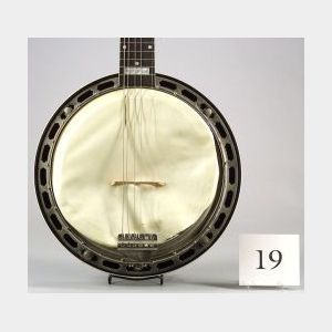 American Guitar-Banjo, Gibson Inc., Kalamazoo, 1929, Model GB-3