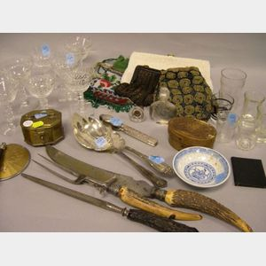 Group of Miscellaneous Items