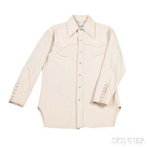 Beige Nudie Shirt