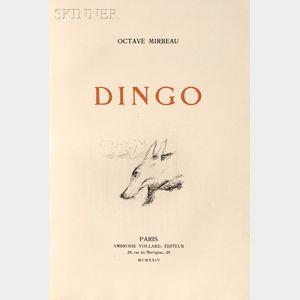 Pierre Bonnard (French, 1867-1947)      Dingo