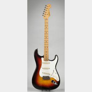 American Electric Guitar, Fender Electric Instruments, Fullerton, 1958