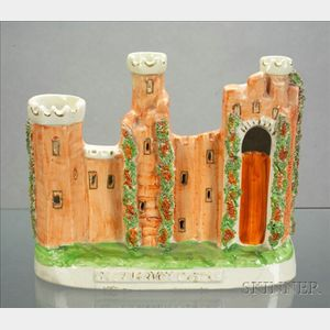 Staffordshire Caernarvon Castle