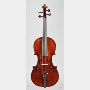 Modern Italian Violin, Vincenzo Cavani, Modena, 1951