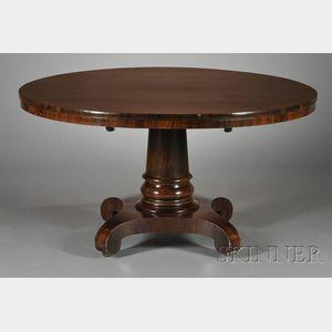 William IV-style Rosewood Veneered Breakfast Table