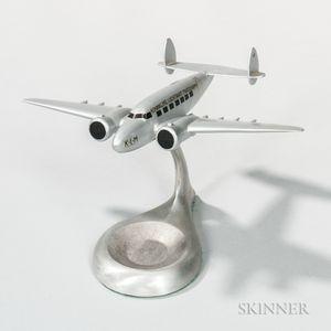 Lockheed Lepelaar KLM Aviation Model