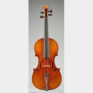American Violin, Carl George, Chicago, 1933
