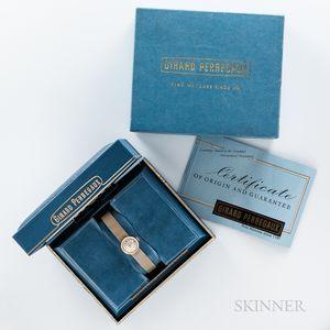 Girard Perregaux Wristwatch and Original Box