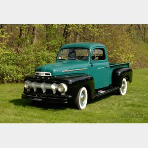 *1952 Ford Pick-up Truck