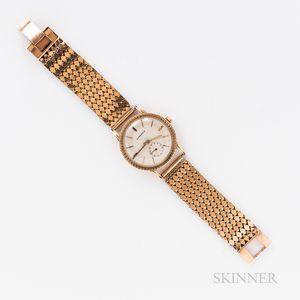 Longines 14kt Rose Gold Wristwatch