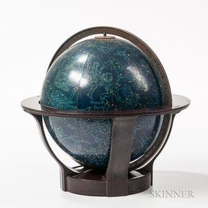 Rand McNally 9-inch Celestial Globe