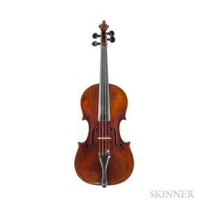 American Violin, Charles F. Albert, Philadelphia, 1899