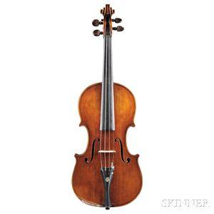 Italian Violin, Piero Parravicini, Milan, 1929