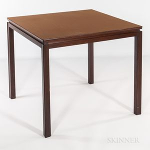Edward Wormley for Dunbar Square Side Table
