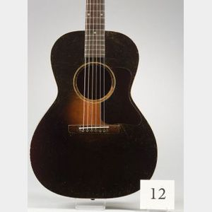 American Guitar, Gibson Incorporated, Kalamazoo, Gibson L-00, 1934