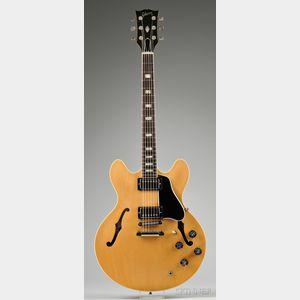 American Electric Guitar, Gibson Incorporated, Kalamazoo, 1979, Model ES-335