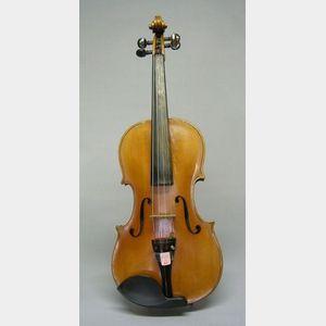 Modern German Viola, Franz Mueller