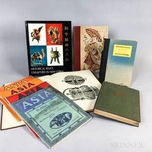 Five Asian-related Volumes and Four Magazines