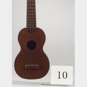 American Soprano 'Ukulele, C.F. Martin & Company, Nazareth, c. 1950, Style 1