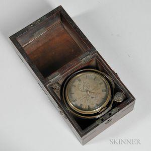 Litherland Davis & Co. Two-day Marine Chronometer