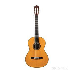 Classical Guitar, Richard E. Bruné, 1987