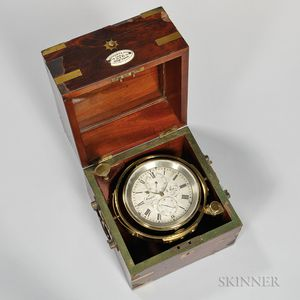 Eggert & Son Two-day Marine Chronometer