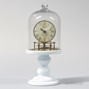"""Terryville """"Candlestick"""" Clock"""