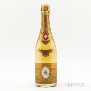 Louis Roederer Cristal 1985, 1 bottle