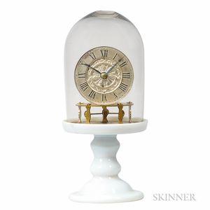 "Terryville Torsion ""Candlestick"" Clock"