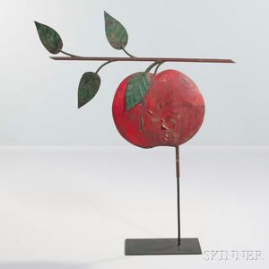 Apple Weathervane