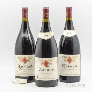 Auguste Clape Cornas 1995, 3 magnums