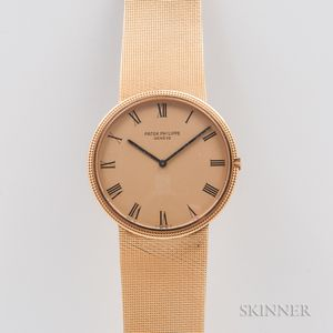 Patek Philippe 18kt Gold Wristwatch