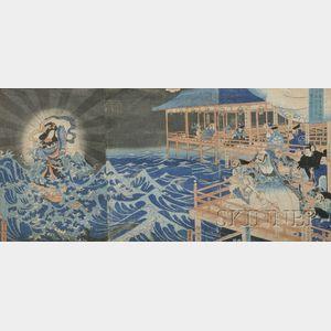 Utagawa Yoshitora: