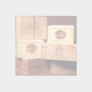 Caymus Vineyards Special Selection Cabernet Sauvignon 1986