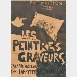 After Pierre Bonnard (French, 1867-1947)      Les Peintres Graveurs