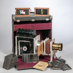 Stereopticon Film Exchange Viewer