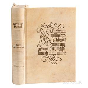 Nuremberg Chronicle Facsimile.