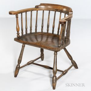 Low-back Windsor Armchair