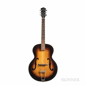 Gretsch New Yorker 6050 Archtop Acoustic Guitar, c. 1954
