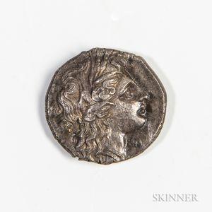 Lucania, Metapontum AR Nomos, 290-280 BC