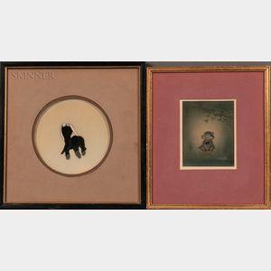 Walt Disney Studios (American, 20th Century)      Baby Pegasus from Fantasia