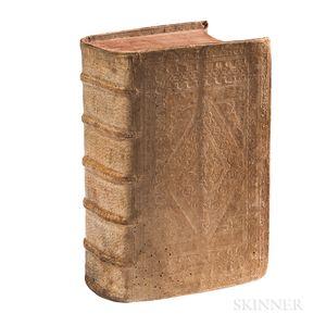 Friedlieb, Philippus Henricus (1603-1663) I.N.D.N.J.C. Theologia Exegetica, sive Observationes Biblicae Tomus Primus [-Secundus].