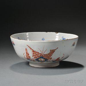 London Delftware Bowl