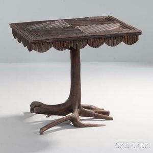 Adirondack Occasional Table