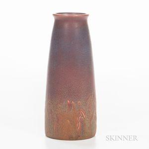 Charles S. Todd (1886-1950) for Rookwood Pottery Matte Glaze Vase