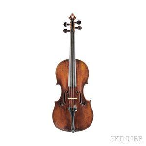 French Violin, Workshop of Petrus et Hipolitus Silvestre, Lyon, 1873