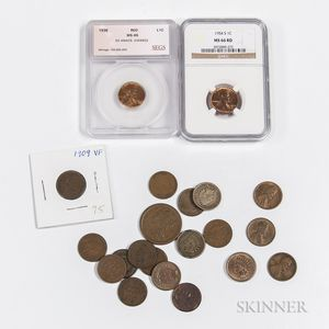 Small Group of Cents