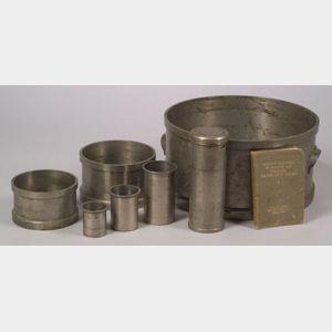 Gurley Dry Capacity Measures