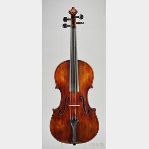 American Violin, Giuseppe Martino, Boston, 1922
